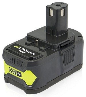 Replacement for Ryobi 18V 4Ah Lithium Battery Pack